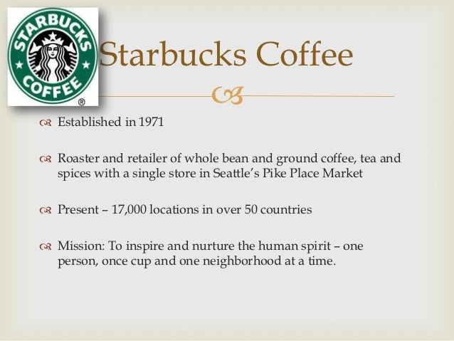 observation study of starbucks Trusted resource for research, information, and advice about women at work   conducting voter mobilization and monitoring equal opportunity in the public.