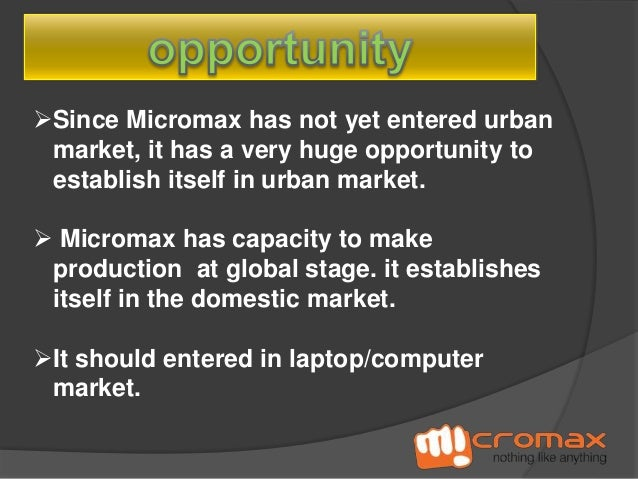 How Micromax made it big in India