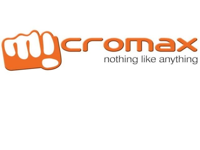 Introduction • Founded in 1991 by Rajesh Agarwal • 2008 Micromax joined the mobile handset market. • Micromax is currently...