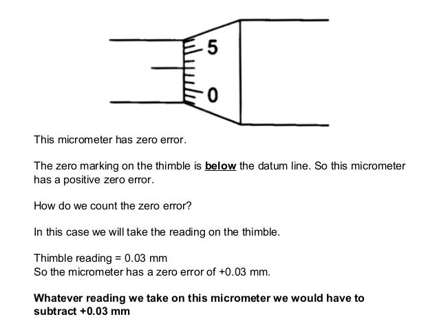 least count of vernier calliper and micrometer pdf