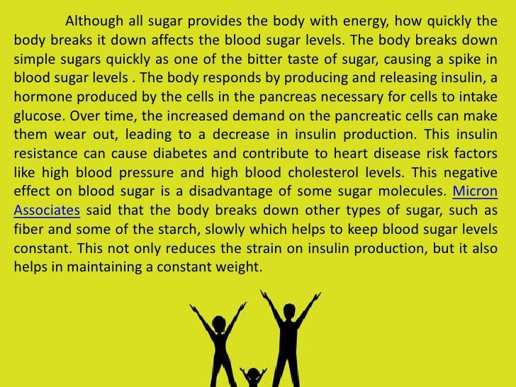 Does Your Body Naturally Decrease Production Of Insulin Over Time
