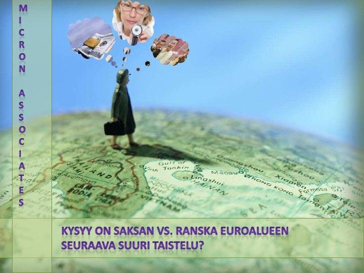 EU: N johtajat käsittelee tällä viikolla keskusteluehdotuksia euroalueen maiden välistä tiiviimpääyhtenäisyys niiden pyrit...