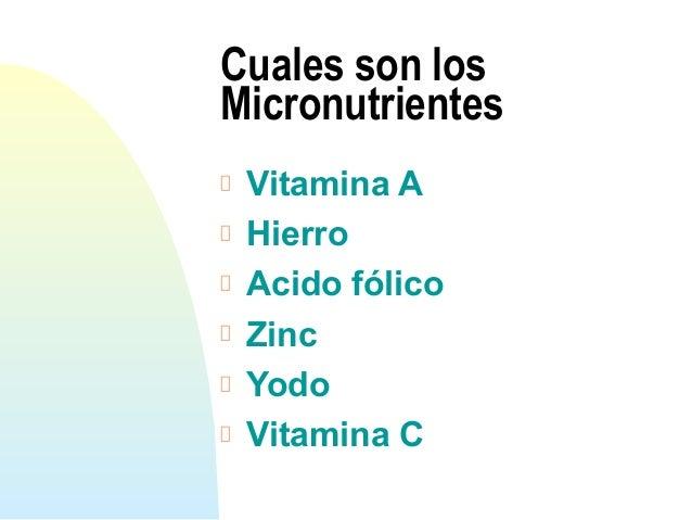 Micronutrientes for Cuales son los arboles perennes