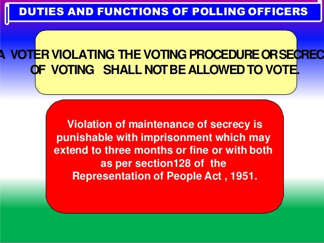 YOUR CHALLENGES …………………? 10. EVM –BU complaint-Entry of the PO in the compartment.