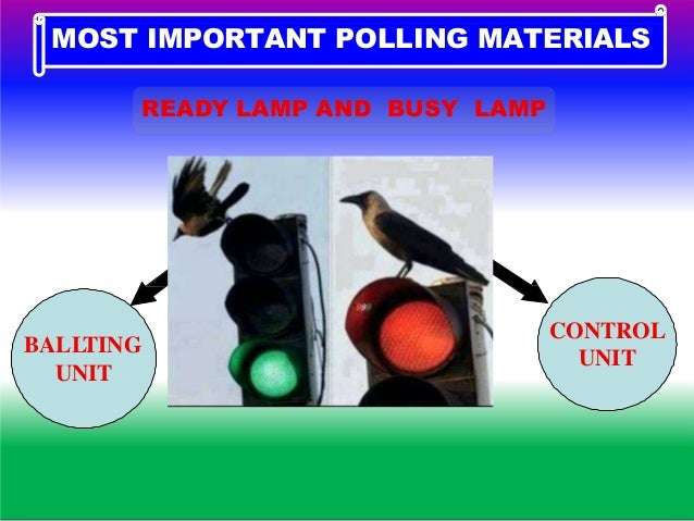Polling agents. • ,