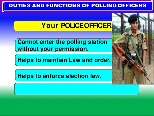 YOUR CHALLENGES …………………? ENFORCEMENT OF ELECTION LAW.