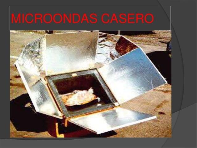 MICROONDAS CASERO