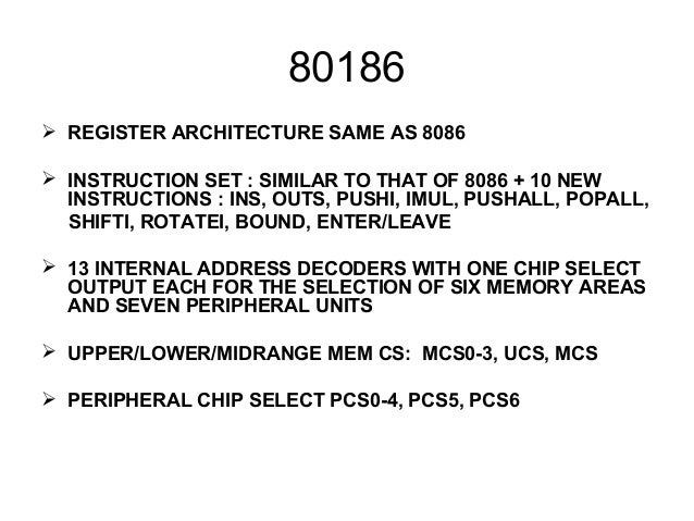 Applications of Microprocessor 8086 on Outer Peripherals