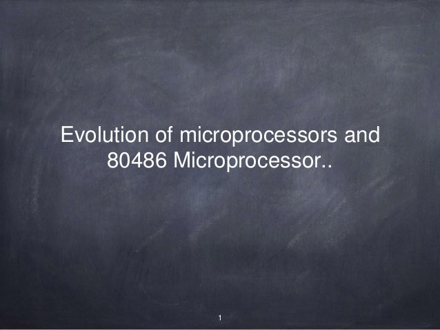 Post: The End of Moore's Law