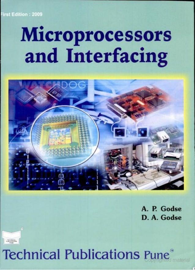 Microprocessor And Microcontroller Godse Pdf --2011 Edition