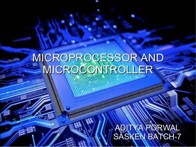 Microprocessor And Microcontroller By B Ram Pdf