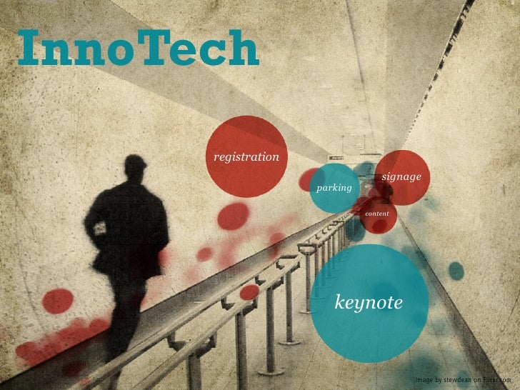 InnoTech          registration                                                        signage                             ...