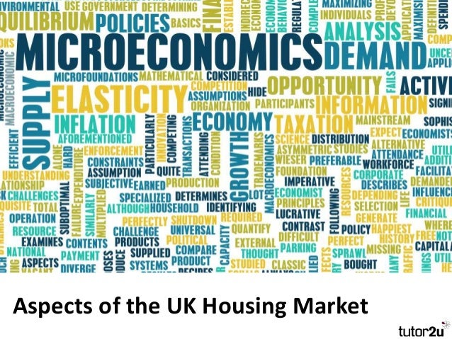 Aspects of the UK Housing Market
