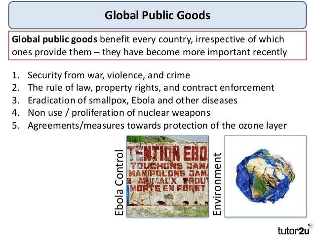 Tutor2u - Market Failure – Public Goods