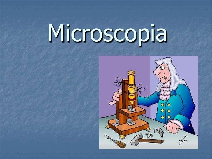 Microscopia<br />