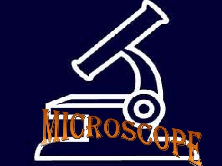 Microscope<br />