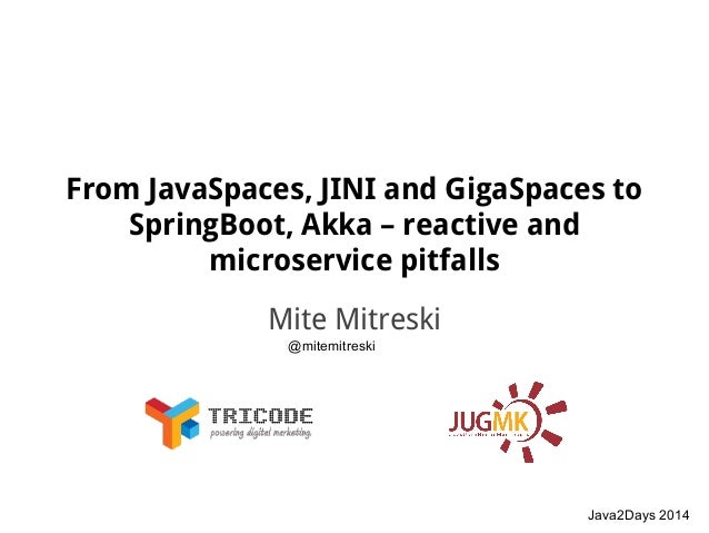Microservice pitfalls