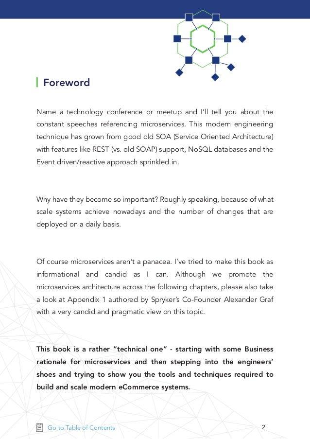 Microservices Architecture for e-Commerce Slide 2