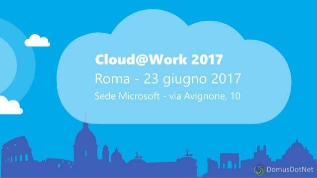 Architettura a Microservizi & Service Fabric Massimo Bonanni SR Consultant - ModernApps EMEA Domain - Microsoft @massimobo...