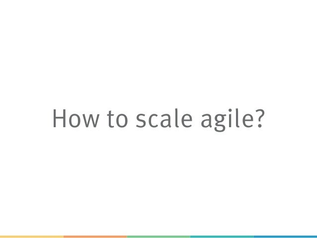 Microservices architecture to scale agile for Architecture t scale