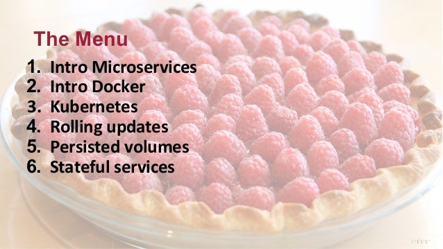 Microservices at scale with docker and kubernetes - AMS JUG 2017 Slide 3