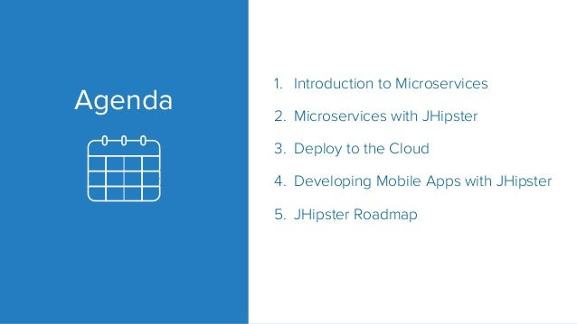 Microservices for the Masses with Spring Boot and JHipster - Seattle JUG 2018 Slide 2