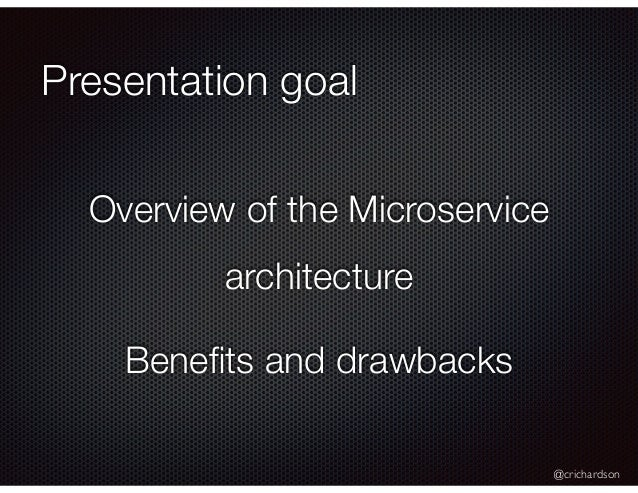 Kong Summit 2018 - Microservices: decomposing applications for testability and deployability Slide 2