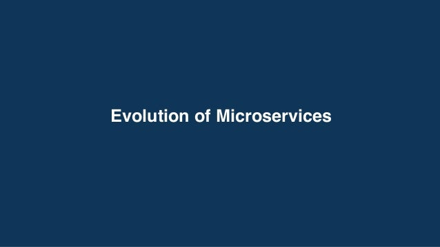 Microservices, Kubernetes and Istio - A Great Fit!