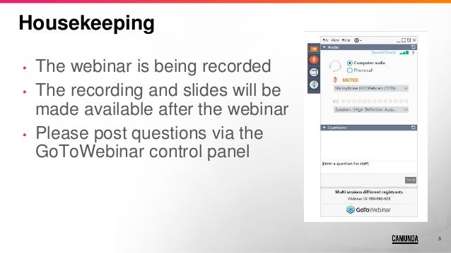 Webinar: Monitoring & Orchestrating Your Microservices Landscape using Workflow Automation Slide 3