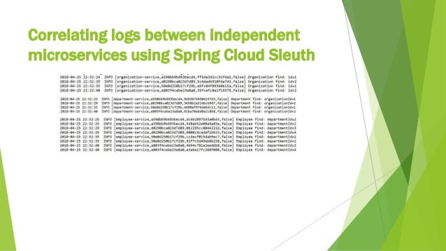 Microservices Platform with Spring Boot, Spring Cloud Config, Spring …