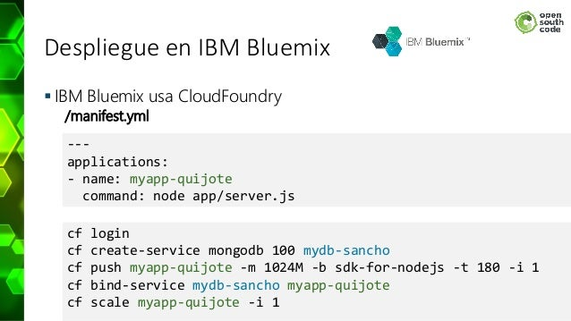Opensouthcode microservicios sobre mean stack for Consul node js