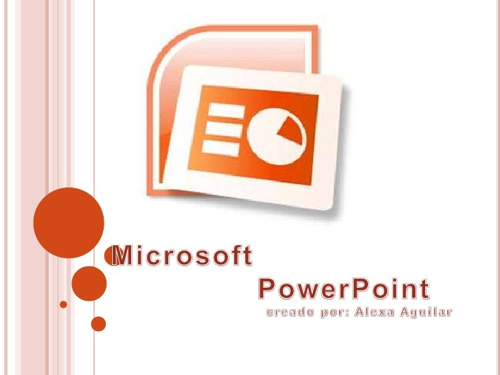 Microsoft powert point