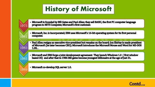 Microsoft Strategy Analysis 2015 – Swot Analysis of Microsoft