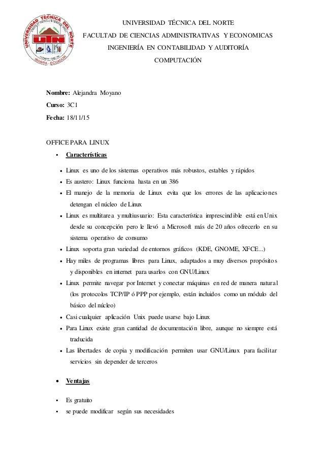 UNIVERSIDAD TÉCNICA DEL NORTE FACULTAD DE CIENCIAS ADMINISTRATIVAS Y ECONOMICAS INGENIERÍA EN CONTABILIDAD Y AUDITORÍA COM...