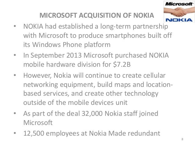 Microsoft nokia-acquisition