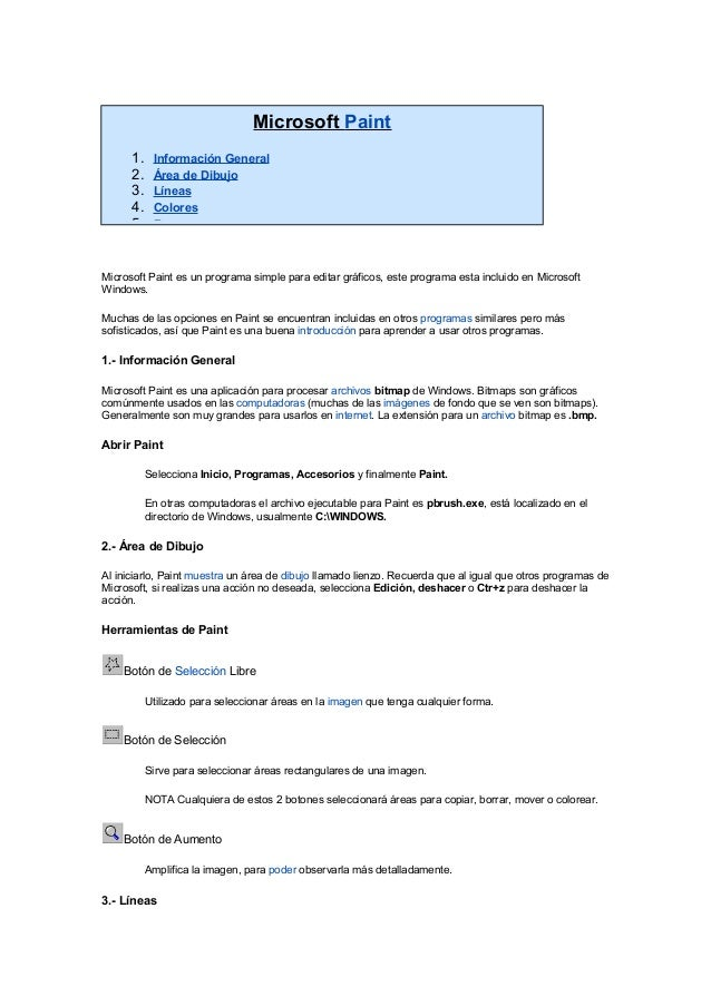 Microsoft paint-manual-sencillo1-110523174942-phpapp01.