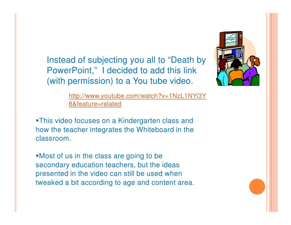 microsoft powerpoint innovative uses of whiteboards