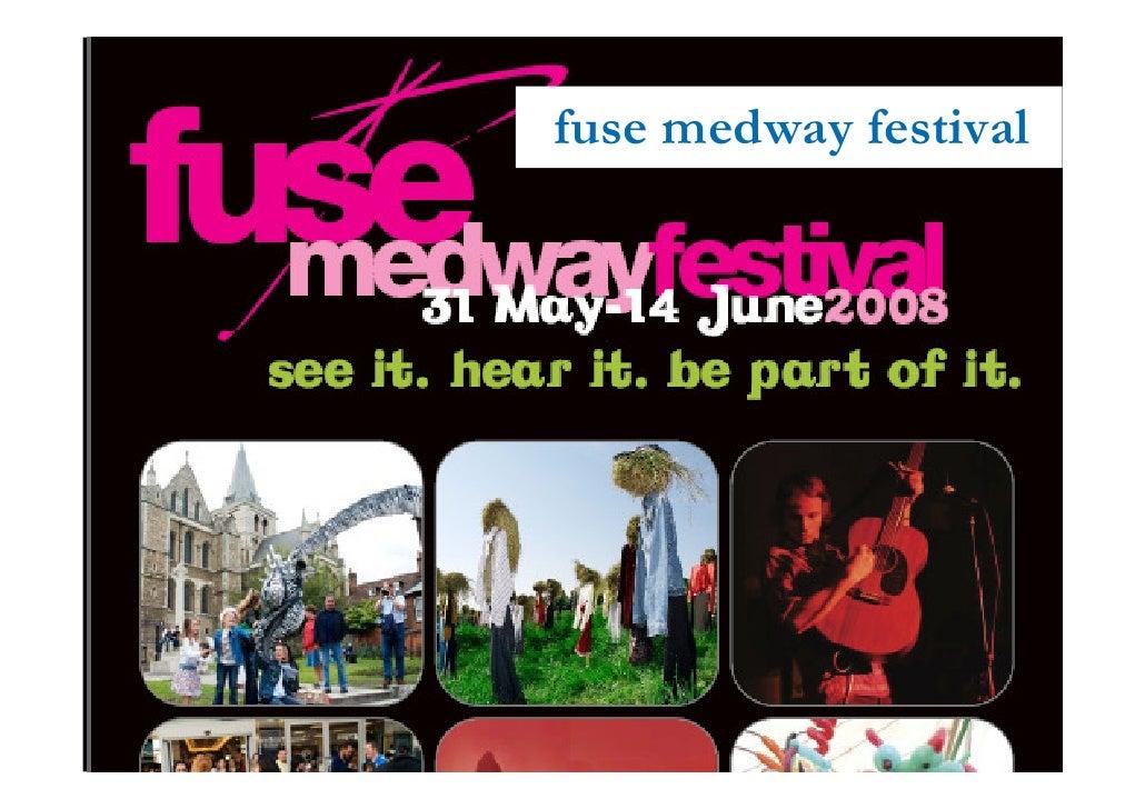 fuse medway festival