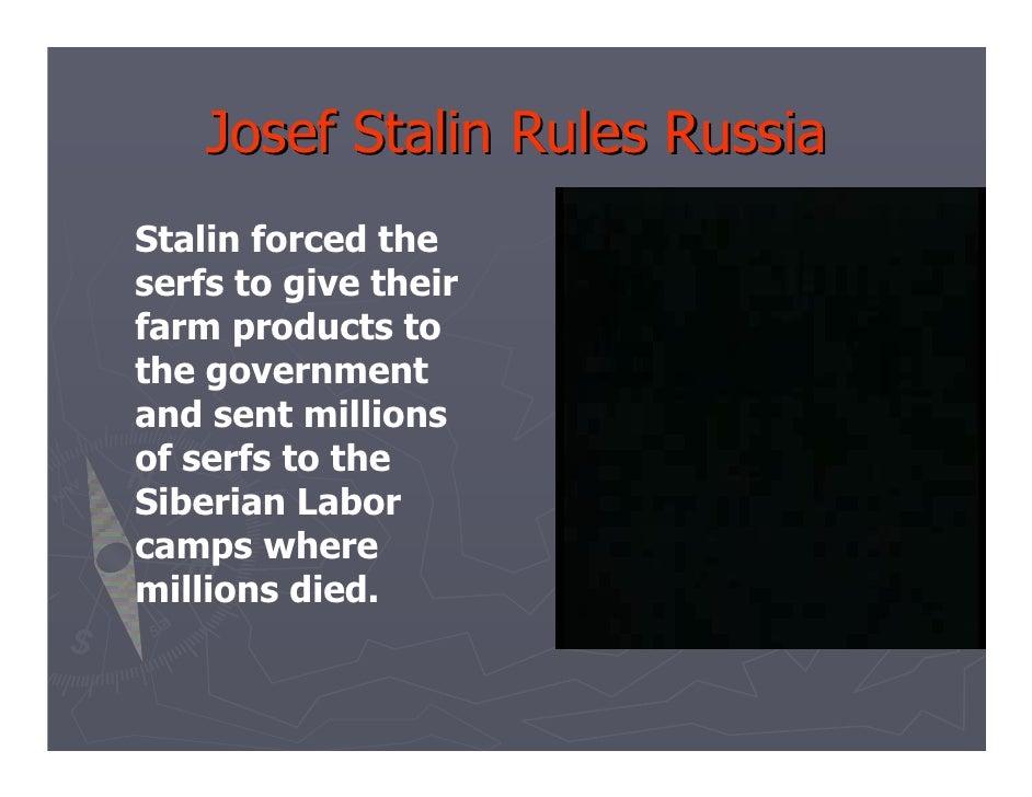 Russian History Power 102