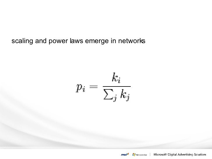 Microsoft - Web marketing and the network effect Slide 3