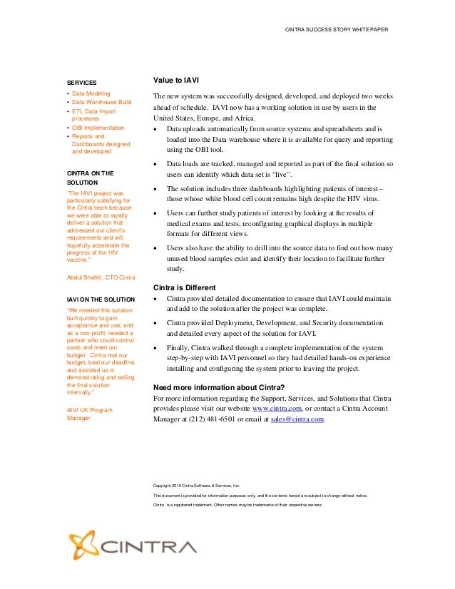 word white paper template