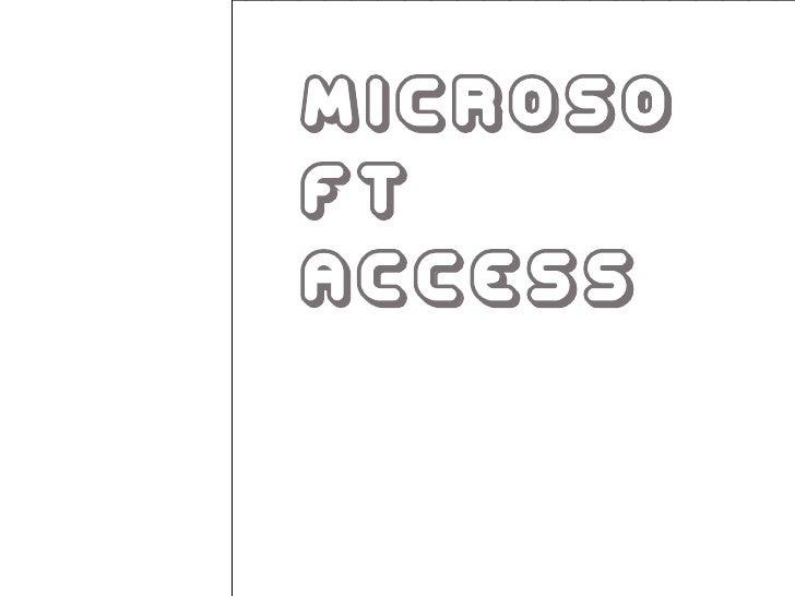 MicrosoftAccessSubformularios