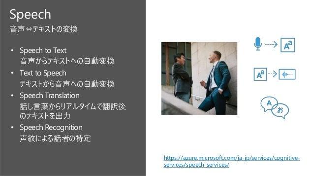 """コミュニケーションをデザインする """"Conversational AI"""" サービス群 ~ Azure Bot Service & Azure Communication Services"""
