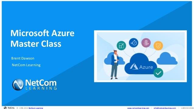 microsoft azure master class netcom learning 1 638