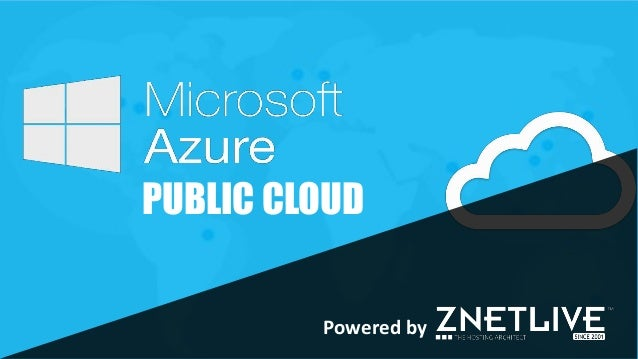 Powered by PUBLIC CLOUD