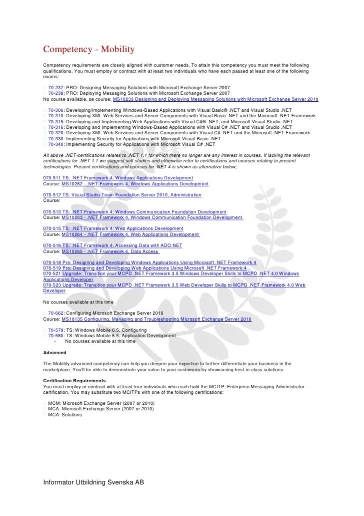 exam ref 70 519 designing and developing web applications using microsoft net framework 4 mcpd