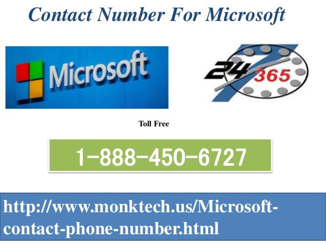 2 contact number for microsoft