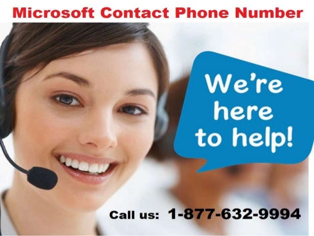 how to get in contact with microsoft