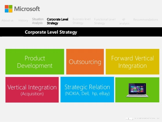 corporate level strategy of nokia Strategy consumer 2015 data  month, only around a quarter of the level seen in the us  26 vodafone group plc annual report 2013.