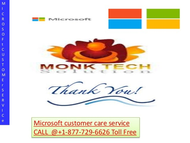 Dial Free Microsoft customer care service 1-877-729-6626 Number | for…